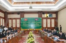 越南公安部与柬埔寨内政部加强合作