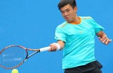 2017年中国男网F1未来赛:李黄南闯进男双半决赛