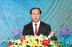 陈大光主席:清化省需不断推功革新和快速可持续发展