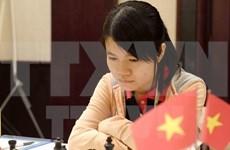 2017女子国际象棋世界锦标赛:范黎草原止步1/8决赛