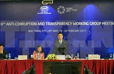 2017年APEC第一次高官会第二天议程结束 完成了10场工作组讨论