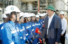 陈大光主席:清化省应优先发展重点经济产业和动力经济区