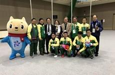 2017年亚洲冬运会:越南队顺利出征冬运会