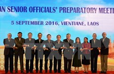 东盟高级官员会议在菲律宾召开