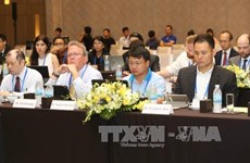 2017年亚太经合组织第一次高官会及系列会议进入第五天