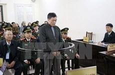 前Vinashinlines总经理陈文廉及其同犯江金达被判处死刑
