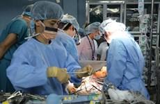 越南成功进行首例活体供体肺器官移植手术 阮春福总理致信表扬