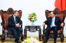 阮春福总理:越南将为斯洛文尼亚与东盟加强合作架起沟通桥梁