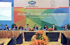 APEC财政和央行副手会正式拉开序幕