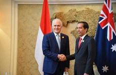 印尼与澳大利亚寻找扩大经贸投资关系的机遇