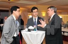 2017年亚太经合组织第一次高官会及相关会议的议程进行到一半