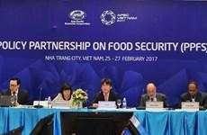 越南2017年APEC粮食安全政策伙伴关系机制会议在庆和省召开
