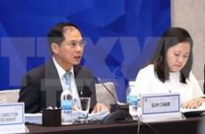 2017年APEC第一次高官会及相关会议第九天议程顺利完成
