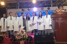 越南驻柬埔寨医师协会正式成立