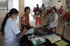 越南平顺省努力将医保覆盖率提升到75%以上