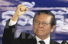 金速卡正式当选柬埔寨救国党主席