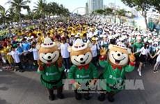 2017年第五届岘港国际马拉松赛预计吸引5000多名运动员参赛