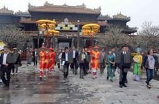 日本出资援助越南对顺化古都遗迹进行修缮养护