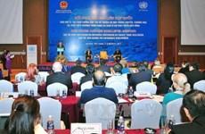 联合国欧亚地区关于加强合作推动贸易便利化的峰会进入最后一天