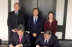 越南外交部副部长阮国勇对欧盟及德国进行工作访问