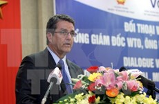 越南祝贺罗伯托·阿泽维多连任世界贸易组织总干事
