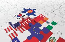 充分发挥现有自由贸易协定的作用促进经济社会可持续发展
