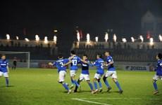 亚冠联赛:广宁煤炭队客场2比3负于Home United队