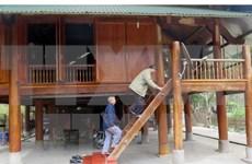 越南宣光省最偏远地区做家庭旅馆生意