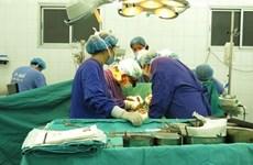 越德医院成功将脑死亡患者的器官移植入受捐者体内