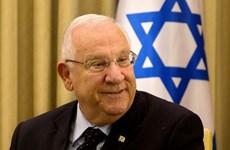 以色列总统访越:进一步推进两国在各领域的合作