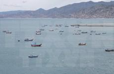 文莱警察扣押一艘越南渔船