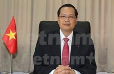 越南驻新大使阮进明:李显龙访越对推动两国关系不断向前发展奠定基础