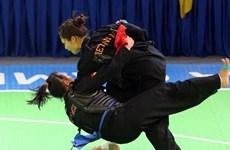 2017年东南亚班卡苏拉锦标赛:越南队共获5金5银7铜