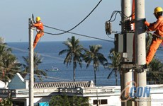 越南北部地区98.04%农村家庭接入国家电网