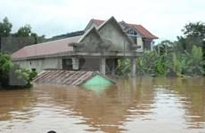 菲柬老越等国会员参加有关灾害风险地图绘制方式培训班