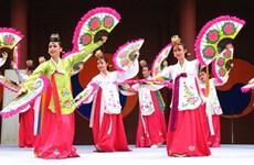 2017年越韩文化节汇聚两国许多著名歌手