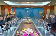 越南与美国加强信息技术合作