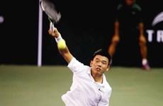 2017年日本男网F3未来赛:李黄南晋级男单1/4决赛