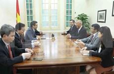 武德儋副总理:希望进一步加强与世界知识产权组织的合作关系