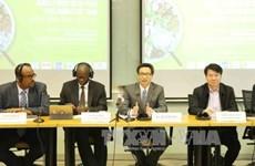 《越南食品安全危机管理:机遇与挑战》报告出炉