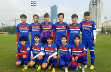 FIFA最新排名:越南女足降1位  居第33位