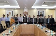 越南与印度在新闻、出版和广播领域的合作潜力巨大