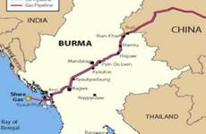 中国缅甸新输油管道开通延迟