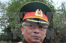 越南国防部高级代表团访问莫桑比克