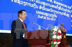 越南分享税务、海关和国家金库管理经验