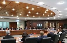 越南与澳大利亚就合作发展问题举行高级别磋商会议