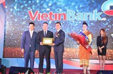 越南工商银行老挝分行为越老两国贸易交流搭建桥梁