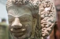 越南考古宝物亮相德国各地 给当地民众留下深刻印象