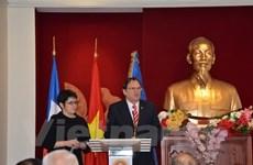 越南正式成为世界民间文化联盟成员国