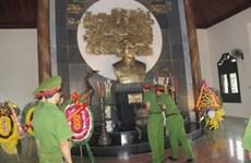 广治省举行已故越共中央总书记黎笋诞辰110周年多项纪念活动